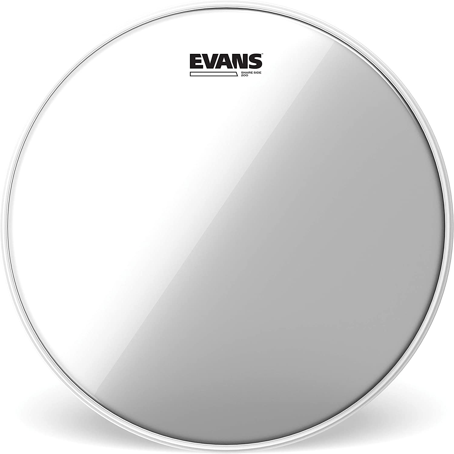 Evans Clear 200 Snare Side Drum Head, 14 Inch 71xy9WFJzvL