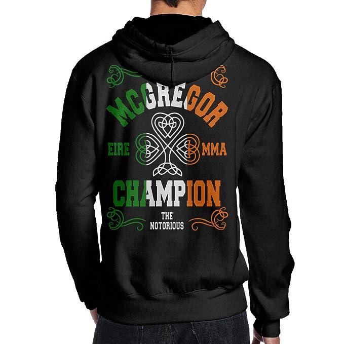 mcgregor black reebook sweatshirt