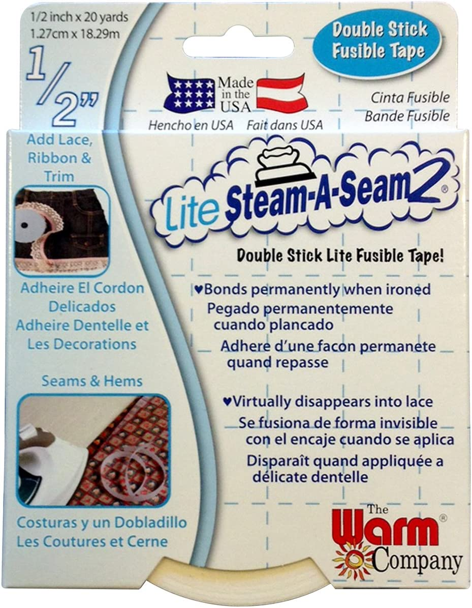 Warm Products Steam-A-Seam Fusible Web