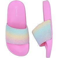 Chanclas Niña Playa Piscina Verano Zapatos Zapatillas de Ducha Niño Hogar Ligero Antideslizante Baño Sandalias