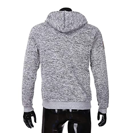 ♚Sudadera con Capucha y Cremallera para Hombre, Blusa de Manga Larga de otoño Outwear Tops Absolute: Amazon.es: Ropa y accesorios