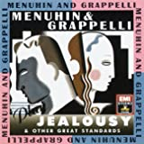 """Menuhin and Grappelli Play """"Jealousy"""" & Other Great Standards"""
