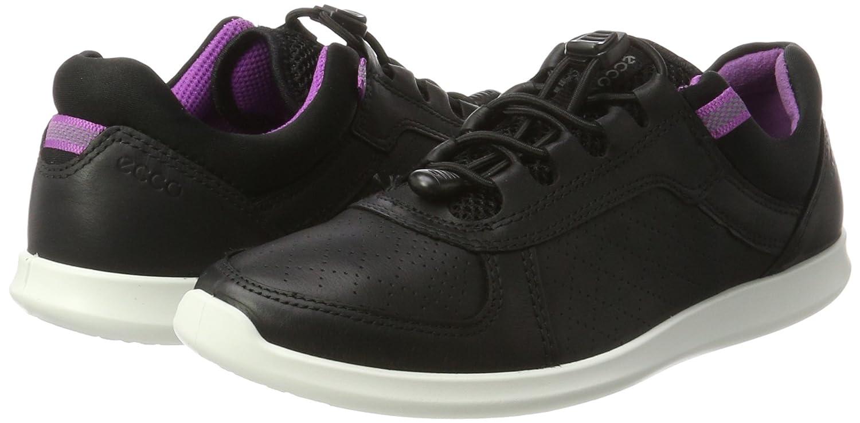 ECCO Women's Sense Toggle Fashion Sneaker B071DMYDLT 42 EU/11-11.5 M US|Black
