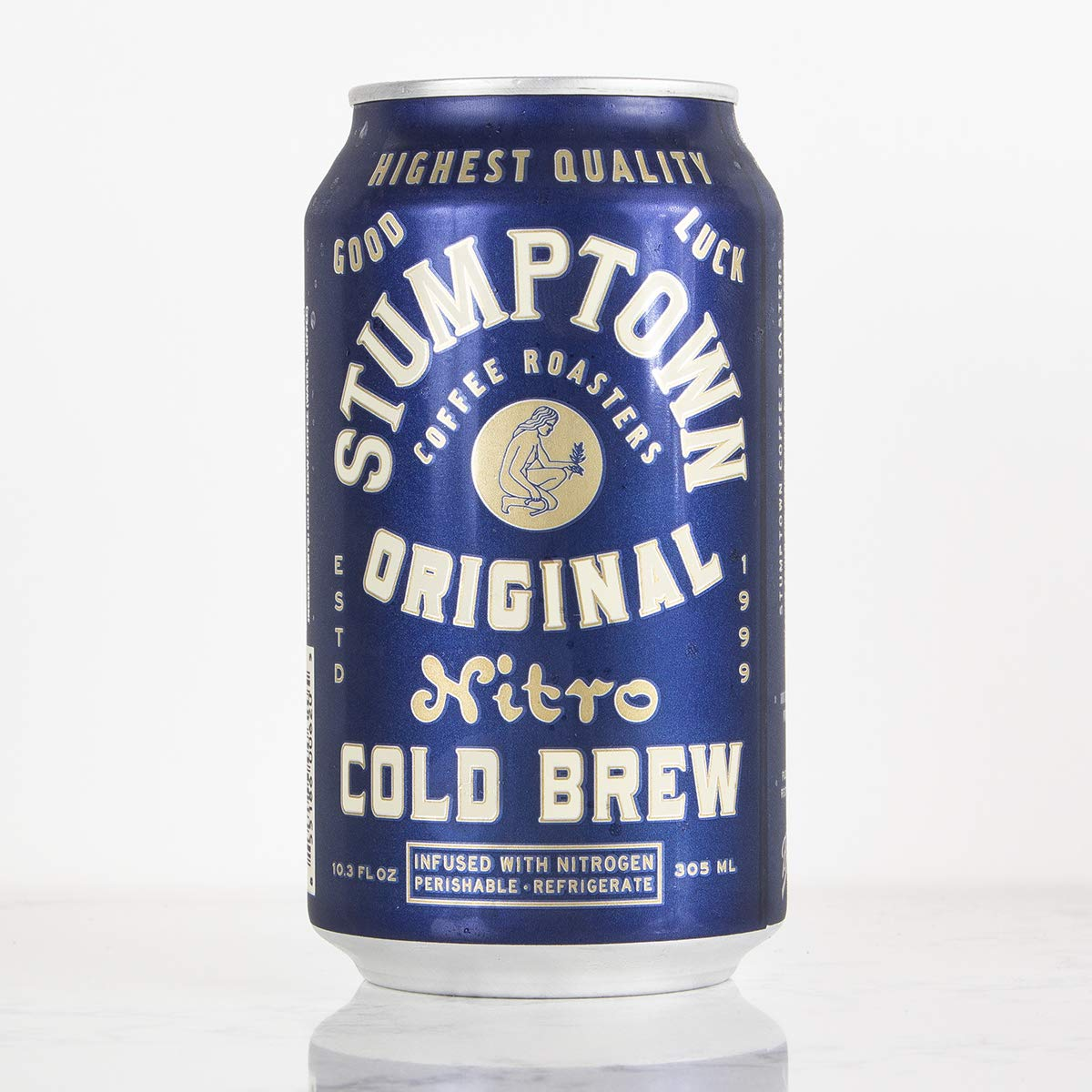 Stumptown Coffee Cold Brew Nitro 11 Oz Amazon Com Grocery Gourmet Food