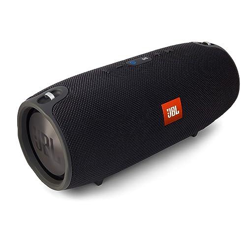 JBL Xtreme Altavoz Bluetooth portátil cancelación de ruido y carga USB Negro
