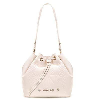 Versace Jeans E1VPBBF3 75605 Women s Crossbody Bag Shoulder Bag Bucket Bag   Amazon.co.uk  Clothing 740da56c5775b
