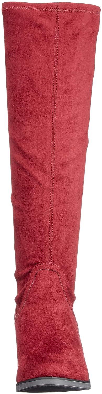 Caprice (Bordeaux Damen 25506 Stiefeletten Rot (Bordeaux Caprice Stre. 544) 5efc84