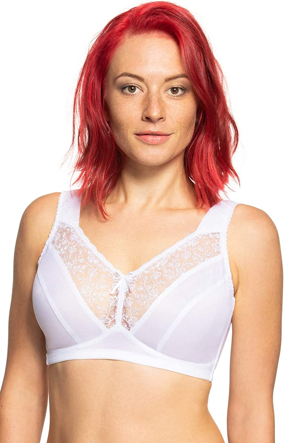 Gaia Womens Lace Non Padded Bra 657 Lilianna