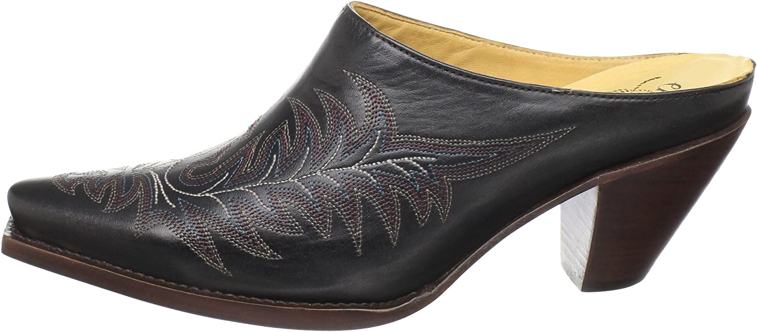 Charlie 1 Horse by Lucchese Womens I6030 Mule