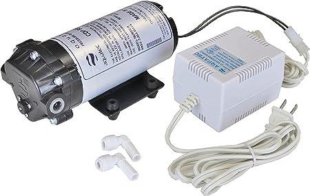 AQUATEC CDP6800 booster pump transformer 110V