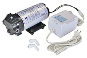 Aquatec CDP 8800 water booster pump + Transformer 115V 1/4 & 3/8