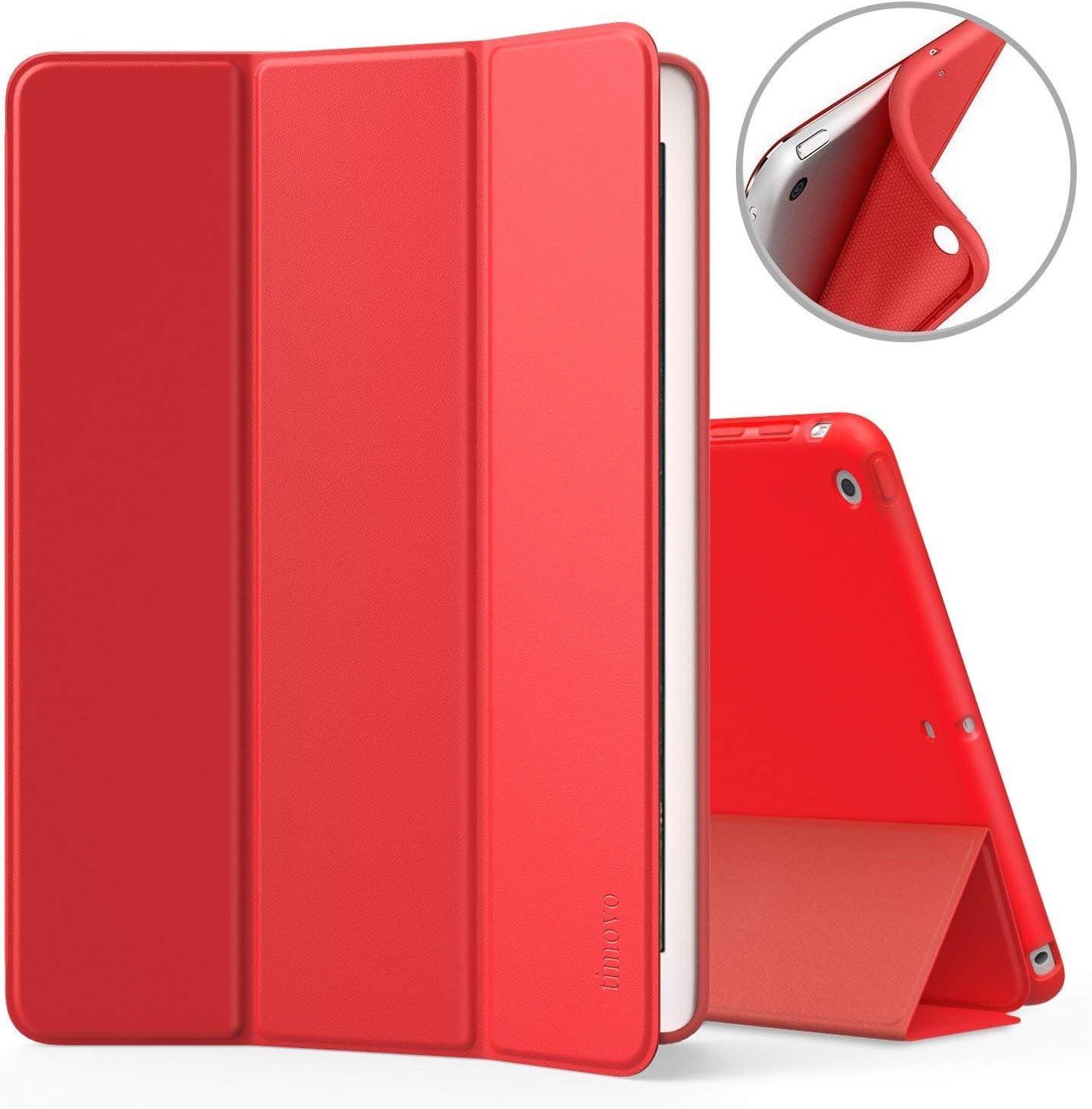 GOOJODOQ Custodia per iPad Mini 1//2//3 Smart Cover con Funzione Auto Sleep//Wake Magnetico Antiurto in Silicone Morbido TPU Custodia Applied to iPad Mini 1//2//3