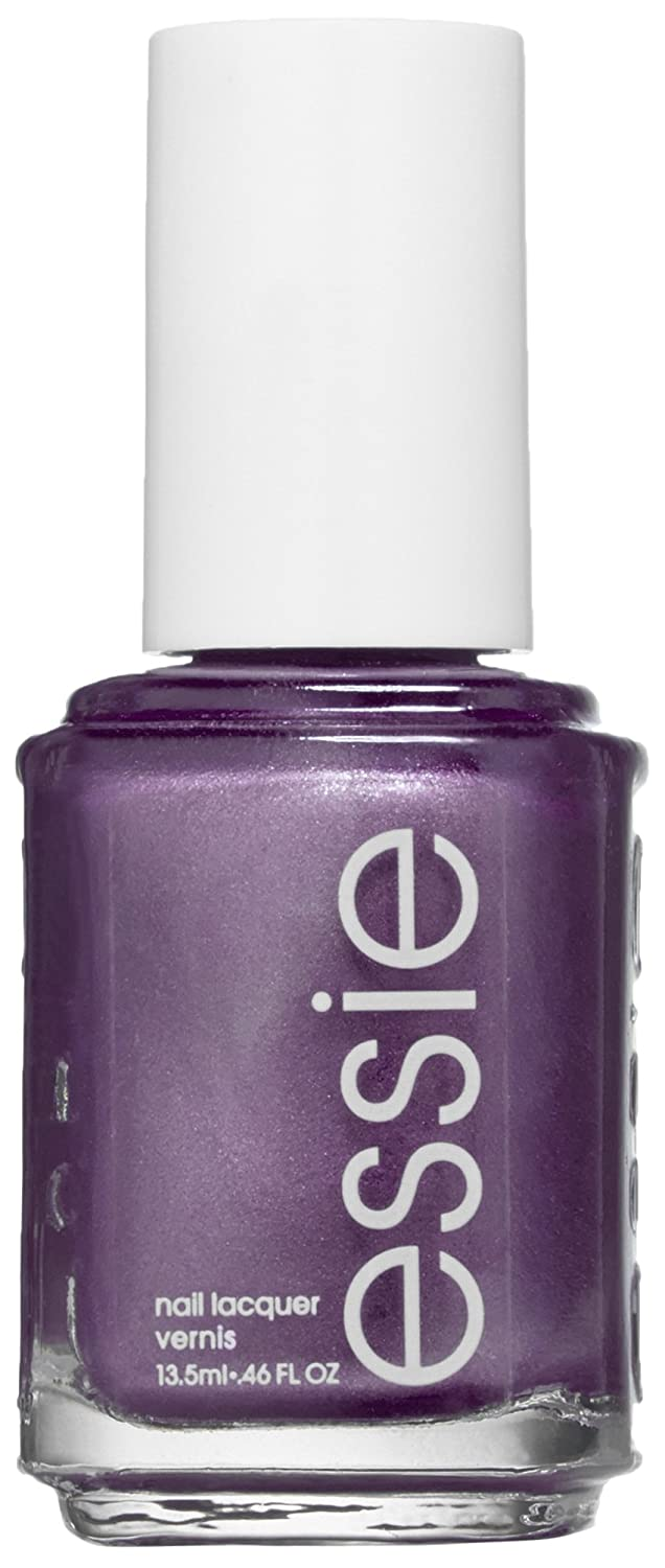 Amazon.com : essie nail polish, sexy divide, deep purple shimmer ...