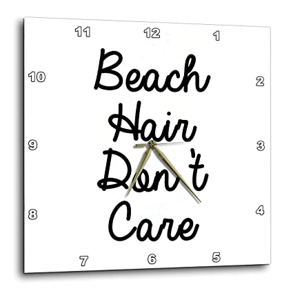 Amazon.com: 3dRose Tory Anne Collections Quotes - Beach Hair ...