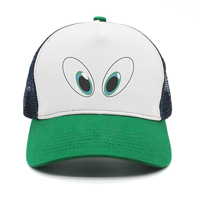 Fitted Cartoon Eyes Snapback Hat Adjustable Designer Caps at Amazon ... a5ef1fe2b63
