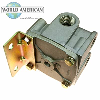 World American WA103009 Relay Valve: Automotive