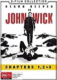 3 Movie Franchise Pack (John Wick / John Wick: Chapter 2 / John Wick: Chapter 3 Parabellum) [3 Disc] (DVD)
