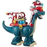 PLAYSKOOL HEROES - CHOMP SQUAD - Blazeasuarus & Sparks Mckenzie inc Acc - Kids Toys - Ages 3+