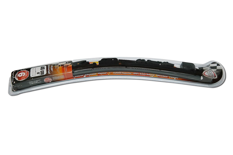 Ropre - Grande Premio - Escobilla Limpia Parabrisas Flex 48 cm: Amazon.es: Coche y moto