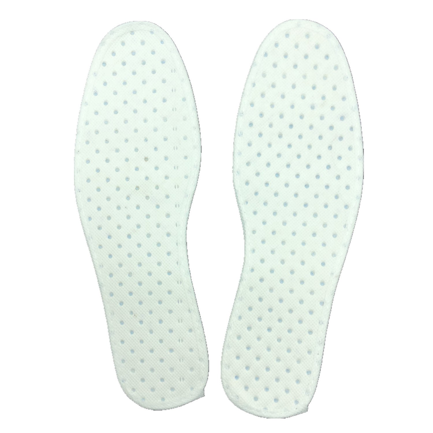 Disposable Breathable Insole Sweat-absorbent Shoe Pads,Pack of 5 Pairs by BIFINI (Image #1)