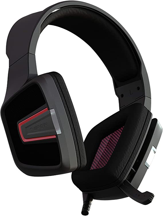 PV3302JMK Viper GAMING V330 Closed Back