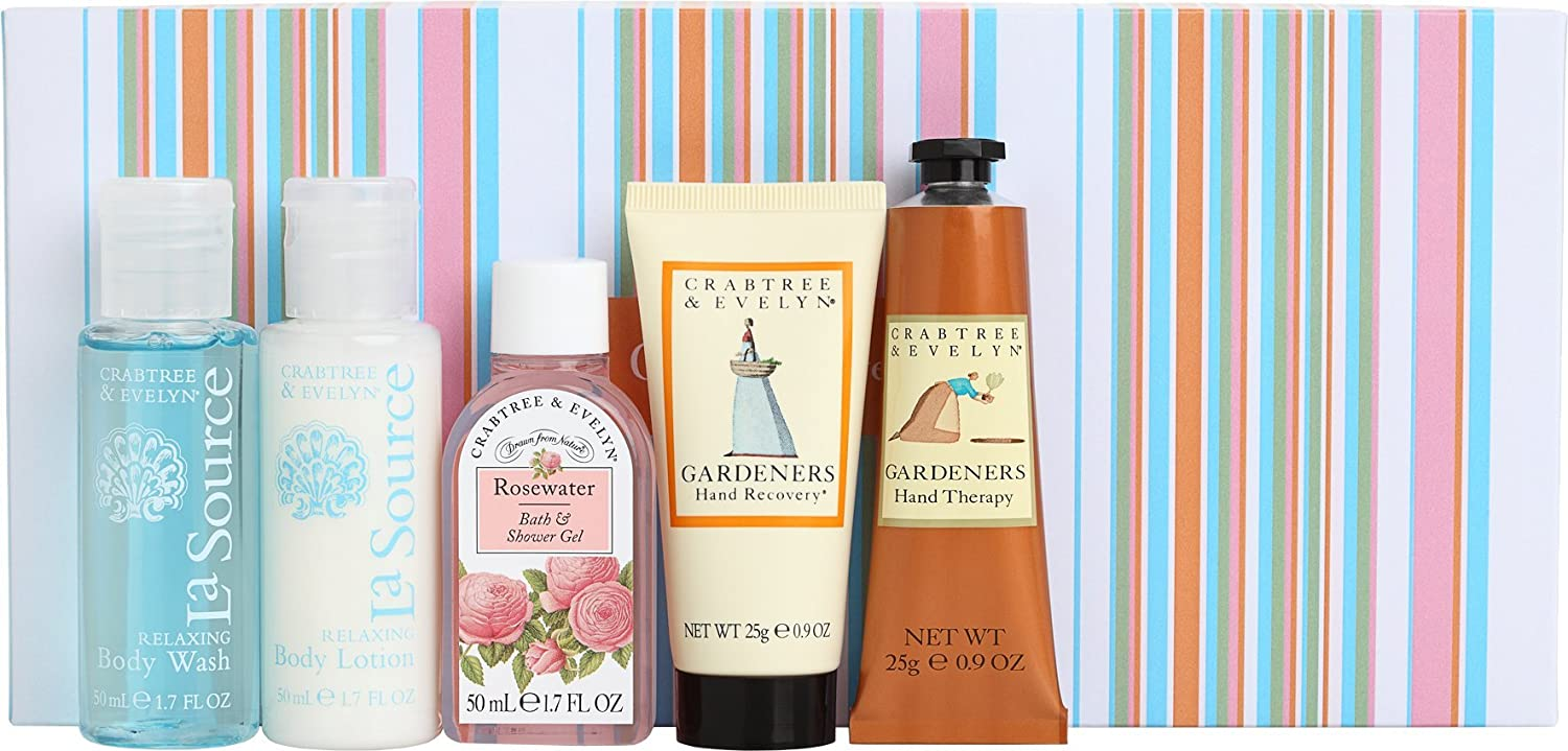 Crabtree & Evelyn Treat Yourself Wholesale Exclusive Fill Sampler