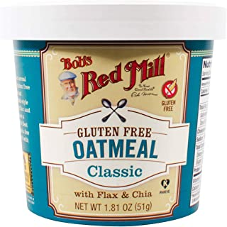 product image for Bobs Red Mill Oatmeal Cup Classic, 1.81 oz