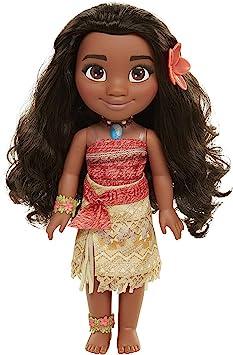Amazon.es: Glop Games- Princesa Disney, muñeca Vaiana Detalle ...