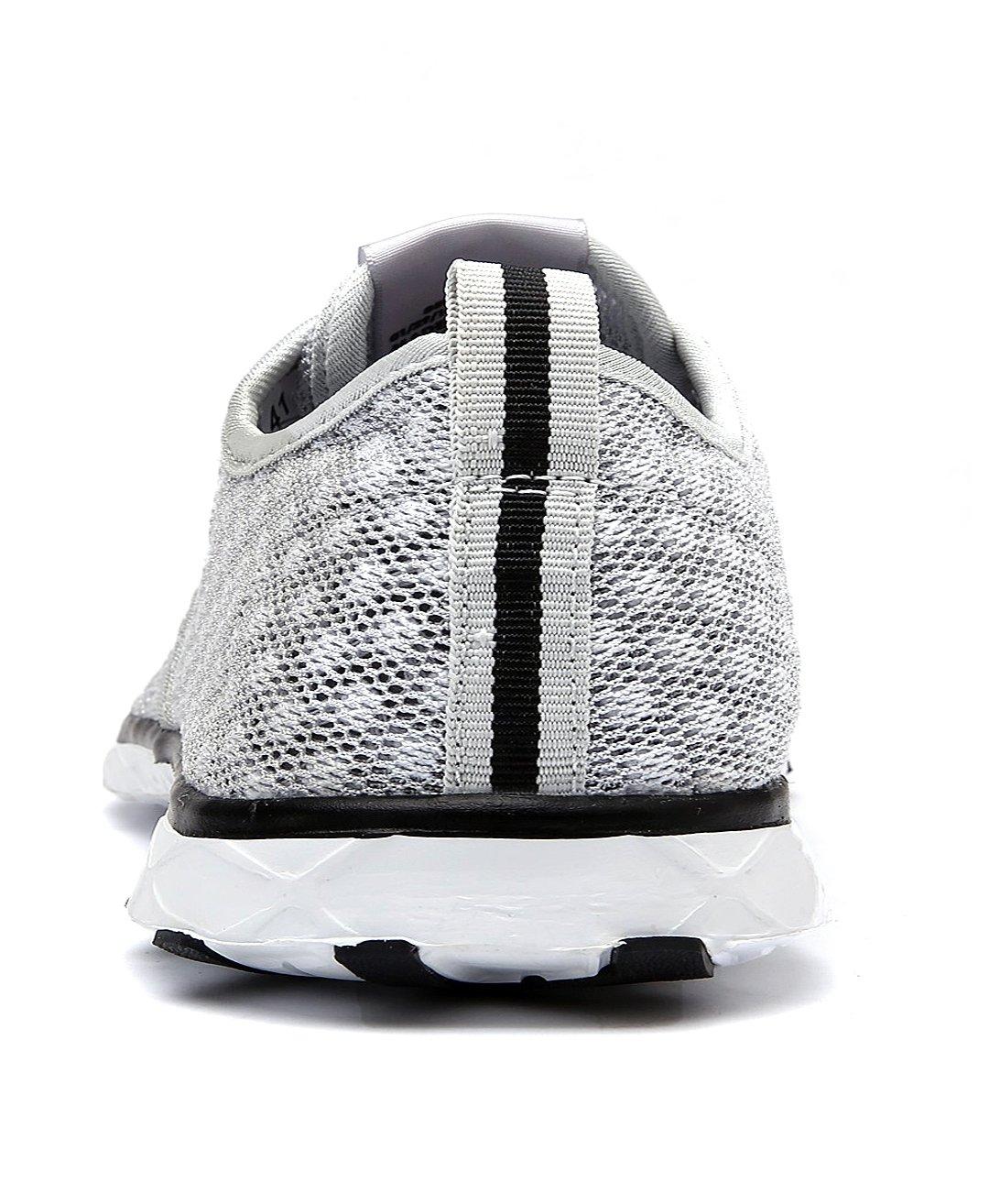 Dreamcity Women's Water Shoes Athletic Sport Lightweight Walking Shoes B06XR7GV6D 8 B(M) US,Grey