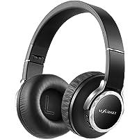 NEXGADGET M80 Over-Ear Wireless Bluetooth Headphones (Black)