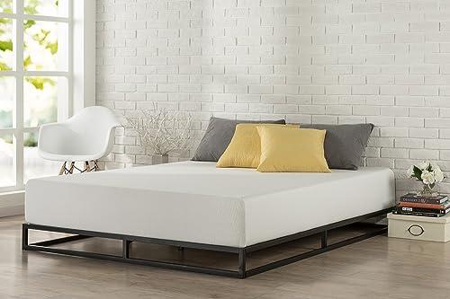 Zinus Joseph Modern Studio 6 Inch Platform Low Profile Bed Frame