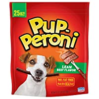 Deals on Pup-Peroni Dog Snacks 25 oz