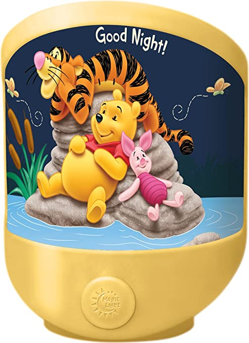 5 opinioni per Winnie The Pooh- Lampada Grande Walt Disney