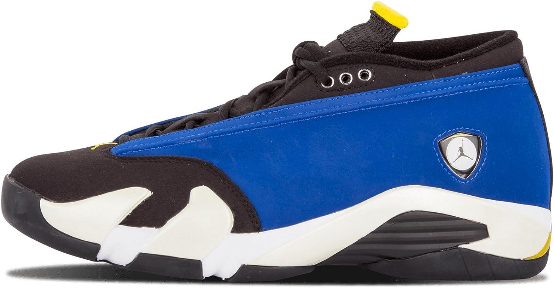 Tranquilizar Brote hada  Amazon.com | Jordan Air 14 Retro Low Laneys - 807511 405 | Fashion Sneakers