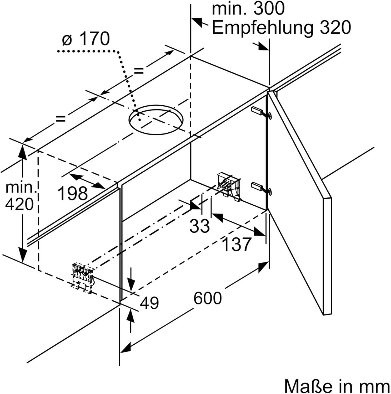Neff D46ED52X0 - Campana extractora: Amazon.es: Grandes electrodomésticos