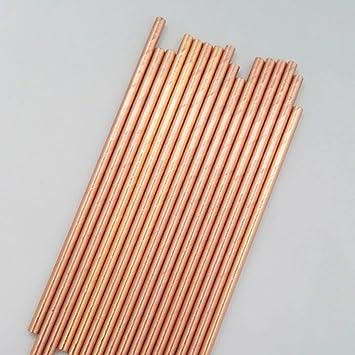 Amazon com: Free DHL 500 pcs Plain Rose Gold Foil Paper