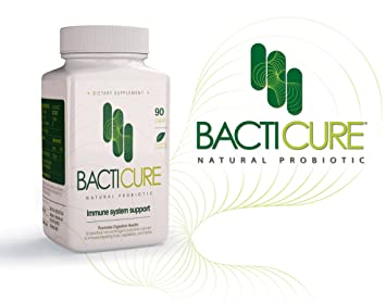 BACTICURE (1) Probiotic Probiotico Natural ORIGINAL