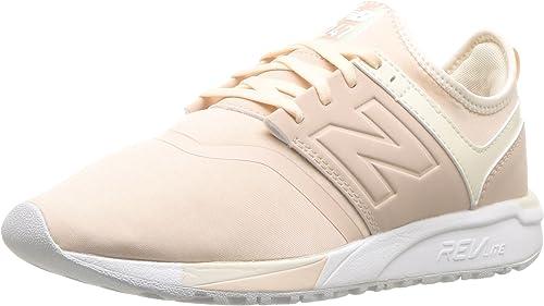 new balance 247 beige entrenadores