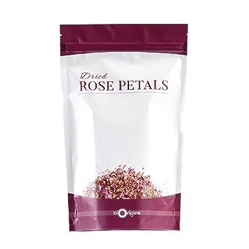 Dry Rose Bud Petals Skincare Diy Personal Care Formulation Bath Salt Soap Mask Other Bath & Body Supplies