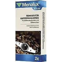 Menalux mCG mahlwerkreiniger 2 nettoyage à sec pour machines à café, cafetières électriques
