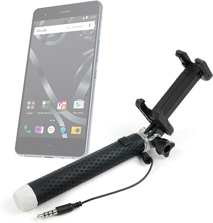 DURAGADGET Palo Selfie (Selfie-Stick) Smartphones BQ Aquaris X5 ...