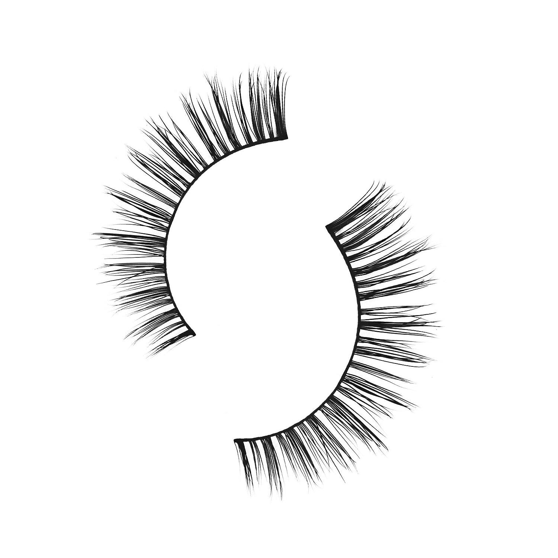 92794d7254b Amazon.com : Velour Mink Lashes - Are Those Real False Eyelashes -  Handcrafted & Cruelty Free - Lightweight Cotton Lash Band - Lasts Average  25 Uses ...