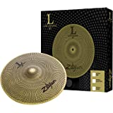 "Zildjian L80 Low Volume 16"" Crash Cymbal"