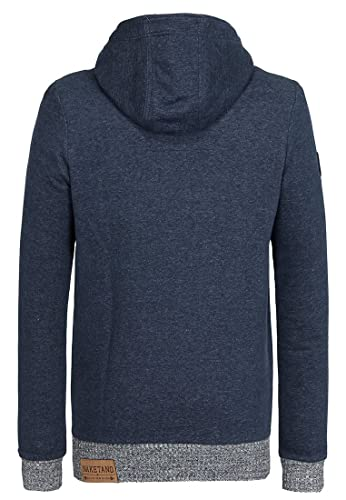 Naketano Herren Kapuzenpullover Super Pursuit Mode Hoodie