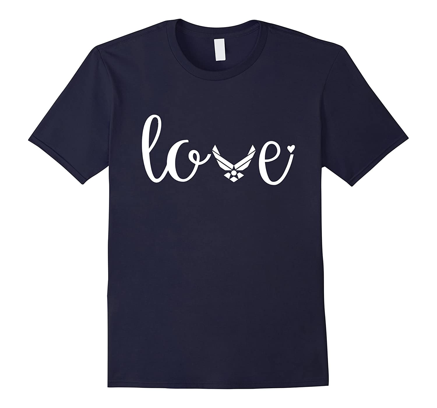 Air Force LOVE Tee Milso wife girlfriend fiance Army Marines