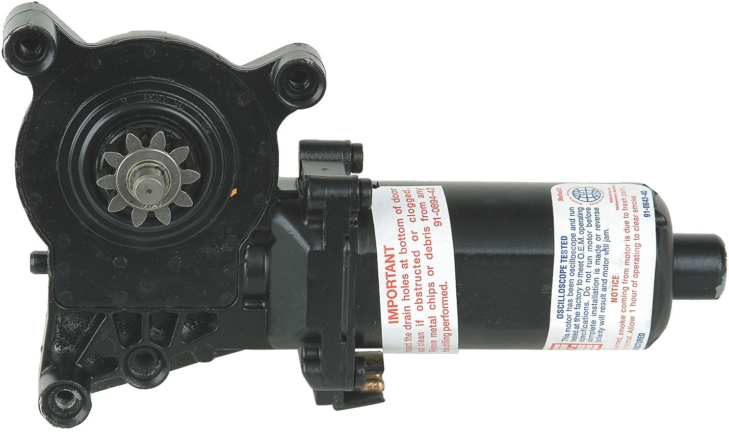 Cardone 47-3403 Remanufactured Import Window Lift Motor A1 Cardone