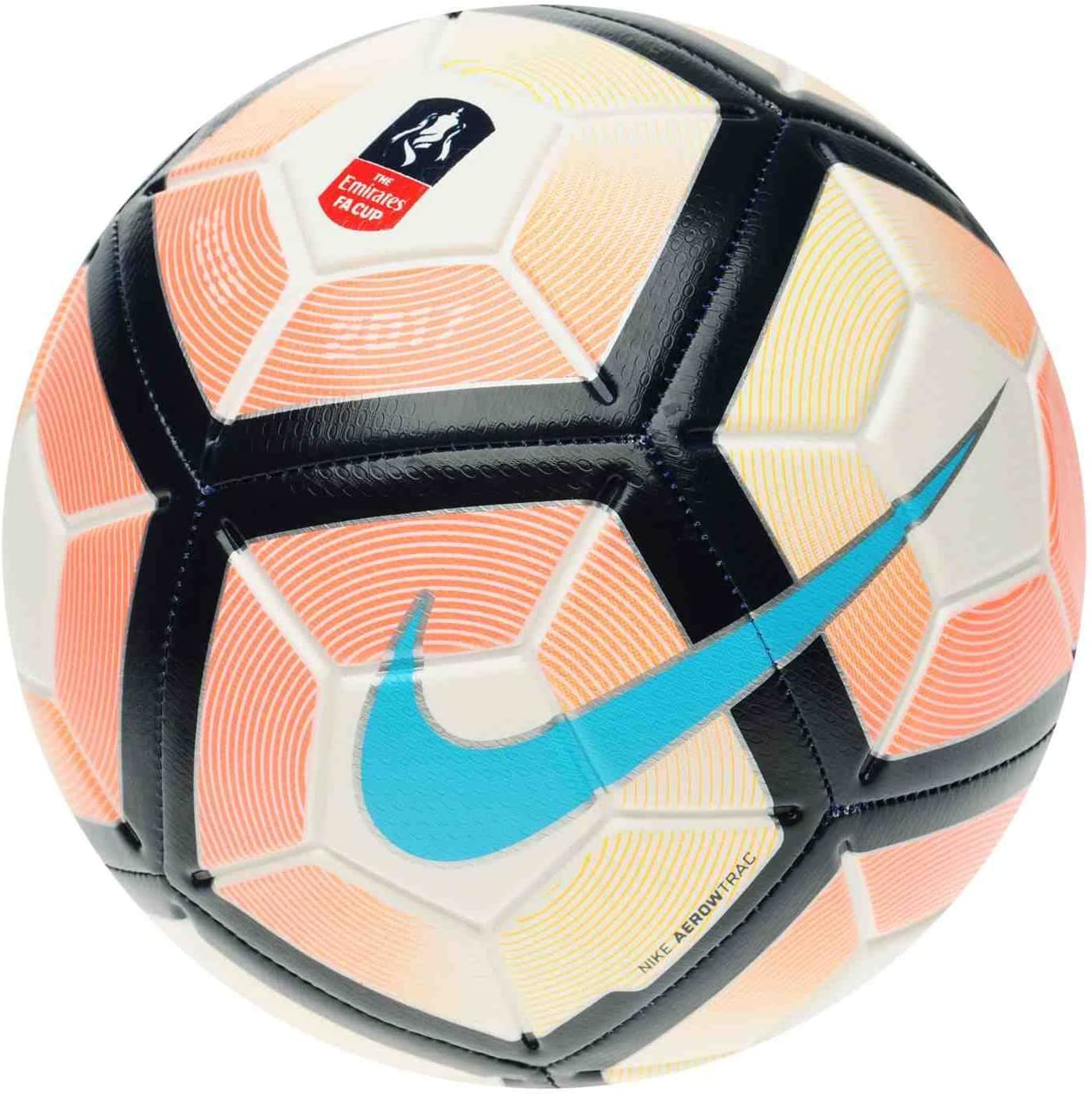 Balón Nike de la liga de fútbol inglesa 2017, disponible en ...