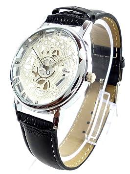 Reloj 4542 Business Watch - Relojes de pulsera banda visee (Plata): Amazon.es: Salud y cuidado personal