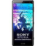 "Sony Xperia XZ2 Unlocked Smartphone - 5.7"" Screen - 64GB - Liquid Black (US Warranty)"