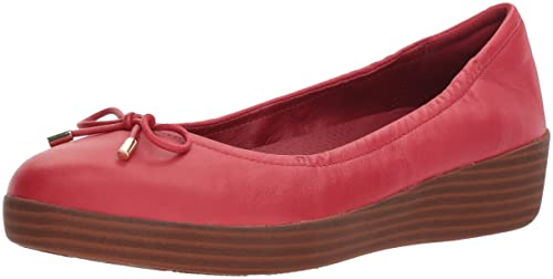 FitFlop Women's Superbendy Ballerinas Loafer Flat, Classic